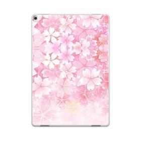 爛漫・ピンク&桜色 iPad Pro 10.5 (2017) ポリカーボネート ハードケース