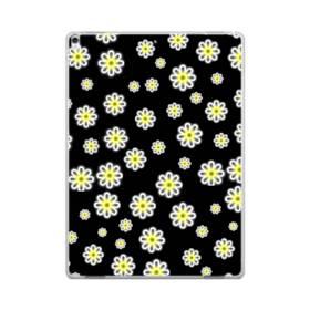 キュートな花のモチーフ iPad Pro 12.9 (2017) ポリカーボネート ハードケース