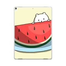可愛い・ザ・スイカ iPad Pro 12.9 (2017) ポリカーボネート ハードケース