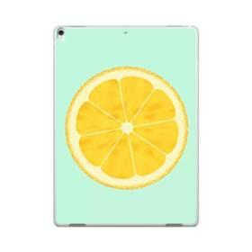 シンプル・ザ・レモン iPad Pro 12.9 (2017) ポリカーボネート ハードケース