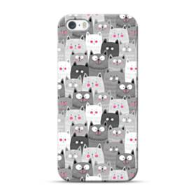 多くの子猫 iPhone 5S, 5 ポリカーボネート ハードケース