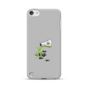 デザイン・ケースが溶けちゃった iPod Touch 5 ポリカーボネート ハードケース