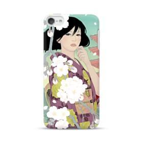 ザ・桜&ジャパンガール! iPod Touch 5 ポリカーボネート ハードケース