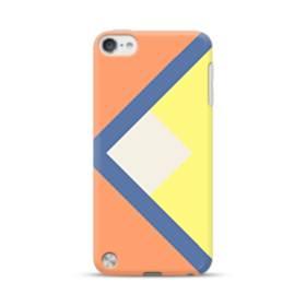 デザイン・アートな色&幾何図のパターン001 iPod Touch 5 ポリカーボネート ハードケース