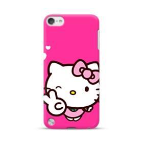 永遠に可愛い!キティちゃん iPod Touch 5 ポリカーボネート ハードケース