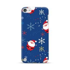 クリスマス デザイン サンタさん・モチーフ iPod Touch 5 ポリカーボネート ハードケース