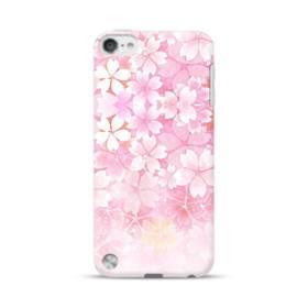 爛漫・ピンク&桜色 iPod Touch 5 ポリカーボネート ハードケース