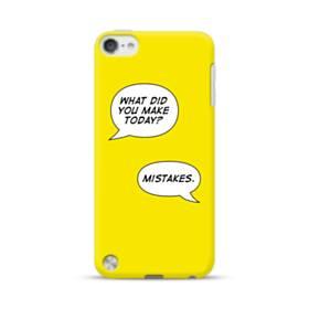デザイン アルファベット(トーク) iPod Touch 5 ポリカーボネート ハードケース
