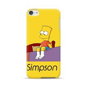 思い出のバート・シンプソンちゃん  iPod Touch 6 ポリカーボネート ハードケース