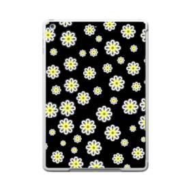 キュートな花のモチーフ iPad 9.7 (2017) ポリカーボネート ハードケース