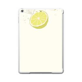 ザ・果物(ライム)のアート iPad 9.7 (2017) ポリカーボネート ハードケース