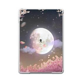 爛漫・夜桜&私たち iPad 9.7 (2017) TPU クリアケース