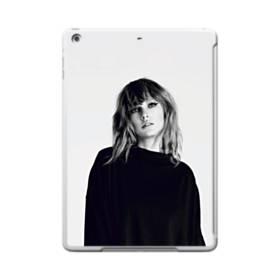 世界の彼女:テイラー・スウィフト01 iPad 9.7 (2017) TPU クリアケース