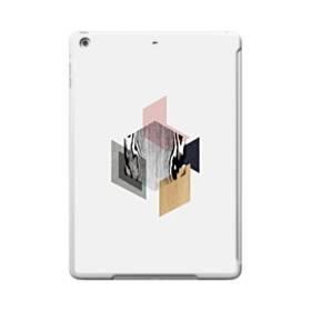 オリジナルiPad 9.7 (2017) Clear Siliconeケース スマホケース印刷