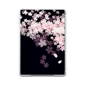 爛漫・桜 iPad 9.7 (2017) TPU クリアケース