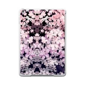 爛漫・夜桜 iPad 9.7 (2017) TPU クリアケース