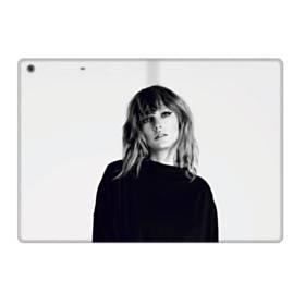世界の彼女:テイラー・スウィフト01 iPad 9.7 (2017) 合皮 手帳型ケース