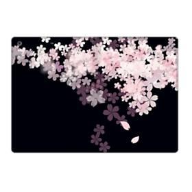 爛漫・桜 iPad 9.7 (2017) 合皮 手帳型ケース