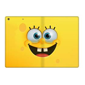ザ・ビグ・スマイル iPad 9.7 (2017) 合皮 手帳型ケース