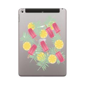アイスバー&レモン iPad 9.7 (2018) ポリカーボネート ハードケース