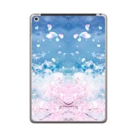 桜の花びら iPad 9.7 (2018) ポリカーボネート ハードケース