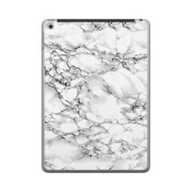 きれいな大理石(ホワイト・マーブル) iPad 9.7 (2018) ポリカーボネート ハードケース