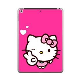 永遠に可愛い!キティちゃん iPad 9.7 (2018) ポリカーボネート ハードケース