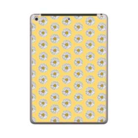 フラワー・カモミールのパターン iPad 9.7 (2018) ポリカーボネート ハードケース