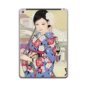 こんにちは、ジャパンガール! iPad 9.7 (2018) ポリカーボネート ハードケース