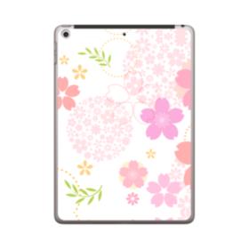 桜の形・いろいろ iPad 9.7 (2018) ポリカーボネート ハードケース