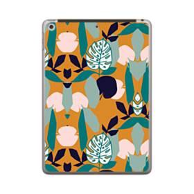 デザイン・アートなパターン:色&リーフ iPad 9.7 (2018) ポリカーボネート ハードケース
