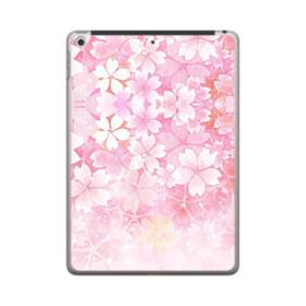 爛漫・ピンク&桜色 iPad 9.7 (2018) ポリカーボネート ハードケース