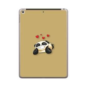 妄想・パンダ iPad 9.7 (2018) ポリカーボネート ハードケース