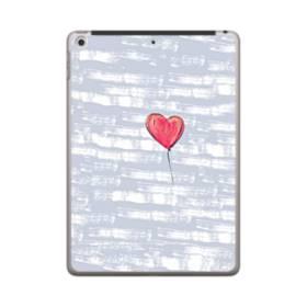 ハートバルーン iPad 9.7 (2018) ポリカーボネート ハードケース