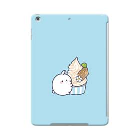 ぽっちゃりウサギ iPad Air ポリカーボネート ハードケース