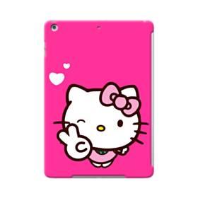 永遠に可愛い!キティちゃん iPad Air ポリカーボネート ハードケース