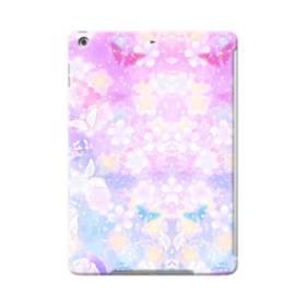 爛漫・抽象的な桜の花 iPad Air ポリカーボネート ハードケース