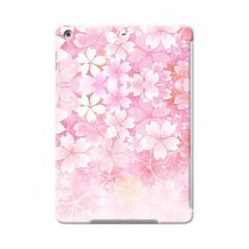 爛漫・ピンク&桜色 iPad Air ポリカーボネート ハードケース