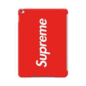 ニューヨークより赤のシュプリーム(super me) iPad Air 2 ポリカーボネート ハードケース