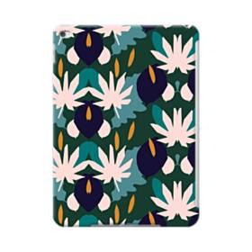 暖かい色系のアートなパターン iPad Air 2 ポリカーボネート ハードケース