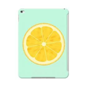 シンプル・ザ・レモン iPad Air 2 ポリカーボネート ハードケース