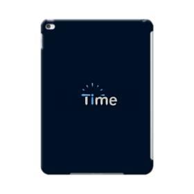 デザイン アルファベット006 time iPad Air 2 ポリカーボネート ハードケース