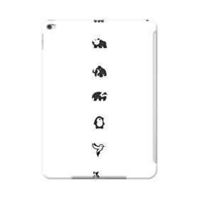 デザイン アートな動物たち003 iPad Air 2 ポリカーボネート ハードケース