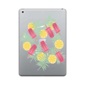アイスバー&レモン iPad mini (2019) TPU クリアケース