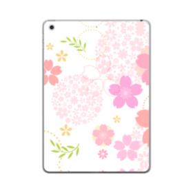 桜の形・いろいろ iPad mini (2019) TPU クリアケース