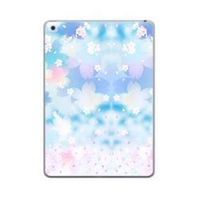 爛漫桜の花 iPad mini (2019) TPU クリアケース