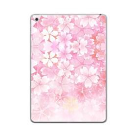 爛漫・ピンク&桜色 iPad mini (2019) TPU クリアケース