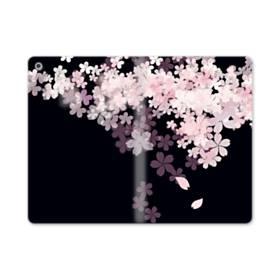 爛漫・桜 iPad mini (2019) 合皮 手帳型ケース