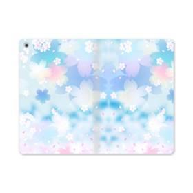 爛漫桜の花 iPad mini (2019) 合皮 手帳型ケース