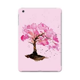 水彩画・桜の木 iPad mini 4 ポリカーボネート ハードケース